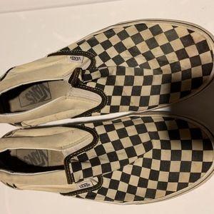 Vans Slip On Checker